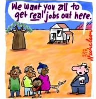 Work tests dole aborigines 226