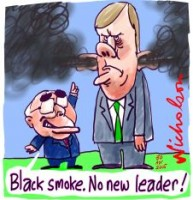 Costello leadership black smoke 226