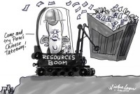 Budget resources boom 450