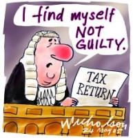 Judges fail to file tax returns 226