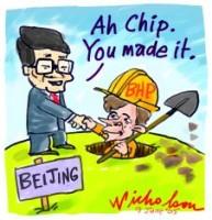 chip goodyear BHP in Beijing China 226