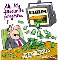 Mac Bank buys slice of BBC 226