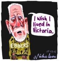 Bernard Ebbers Australia laws weaker 226