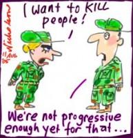 Women bigger role in army kill 226