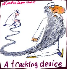 Wallet Tracking Device