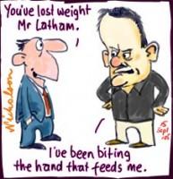 Latham hits out at ALP 226