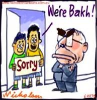 Bakhtiaris apologise 226
