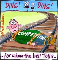 Toll Holdings rail competition 226