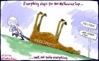 Anti-terror laws Ruddock Cup Day 450