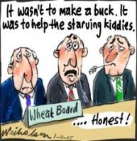 Wheat Board starving kiddies Iraq 226