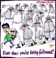Islam extremists ASIO stalk 226