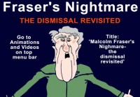 Malcolm Fraser Nightmare Dismissal animation pro