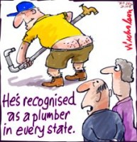 Crack plumbers recognised in every state 226