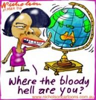Condoleezza Rice comes to Australia 226