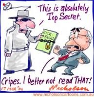 Iraq kickbacks absolutely top secret 226