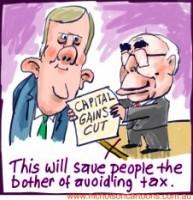 Capital Gains Tax reduction 226