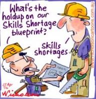 Howard skills Shortage blueprint delay 226