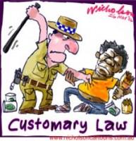 Customary Law 226