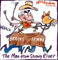 Howard Man from Snowy River 226