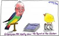 Aan Jones vs ABC 550