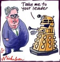 Robert Ray attacks faction Daleks 226
