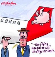 Mark Vaile on Qantas sale 226