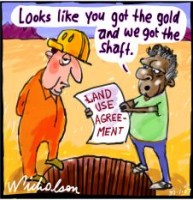 Mining Land Use agreements aborigines 226233