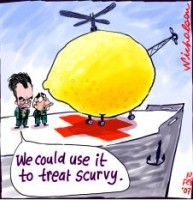 Seaspray helicopter one billion  waste 226233