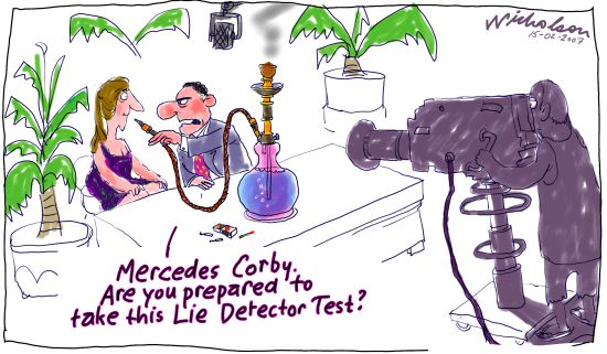 Home Lie Detector Tests