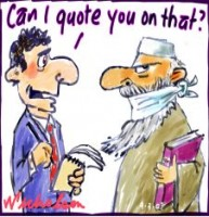 Muslim Immans gagged from speak press 226233