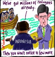Andrews to ask Indonesia take refugees 226233