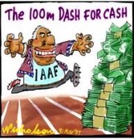IAAF dubious bid process athletics 226