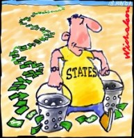 States waste water money 226