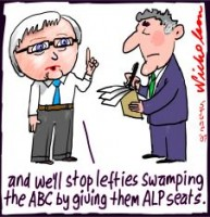 Rudd promises neutral ABC board 226233