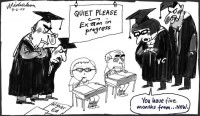 Vice Chancellors new system for universties 550