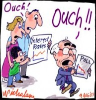 Interest rates up 226