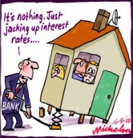 Banks to Jack up interest rates 226233