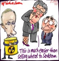 Howard Downer sell uranium to Russia 226233