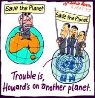 Howard APEC Climate Change bid no 226233