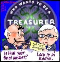 Rudd locks in Swan as Treasurer 226