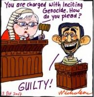 Rudd charge Ahmadinejad genocide 226233