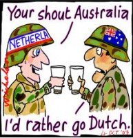Afghanistan Dutch out Aussie in 226233