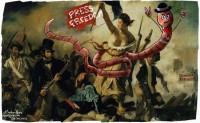 worm leads press freedom charge press club 550