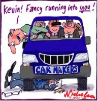Car makers ambush Rudd on unions 226