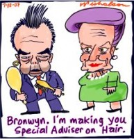 Nelson give Bronwyn Bishop a role 226
