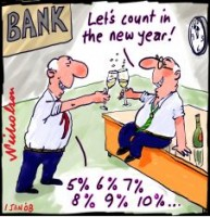 Banks count in New Year Interest rates 226233