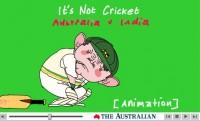 not cricket harbhajan India sledging 550