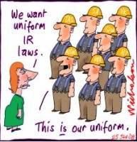 Uniform IR laws 226
