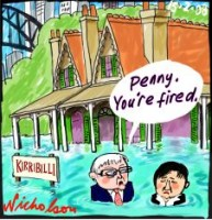 Penny Wong tackles rising waters 226