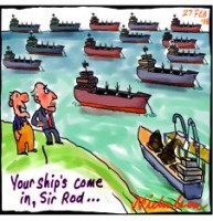 Sir Rod Eddington infrastructure boss 226